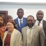 Présentation du rapport d'évaluation des dépenses fiscales pour l'année 2018 de la mission de la FERDI en Guinée