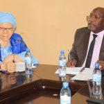 Compte rendu de la réunion hebdomadaire du Ministère du Budget