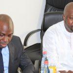 Le Ministre du Budget en tournée dans les Directions relevant de son département