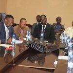 Compte rendu de la réunion de Cabinet hebdomadaire du Ministère du Budget du lundi 16 mars 2020