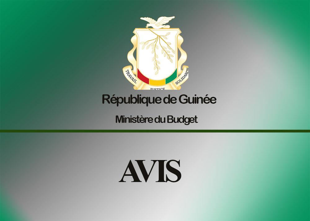 Avis aux importateurs et fabricants d'équipement électroniques et électroniques(EEE) et de pneumatiques à destination de la République de Guinée