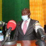 Discours de Monsieur le Ministre du  Budget a l'assemblée nationale sur le  Projet de loi de finances 2021