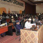 Le Ministre du budget présente le projet de Loi de Finances Rectificative 2020 aux députés de l'Assemblée Nationale