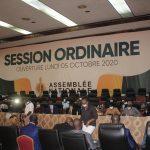 Le Ministre du Budget devant les députés de l'Assemblé Nationale pour examen de la Loi des Finances Rectificative 2020 (LFR) dans son volet recettes