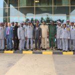 Monsieur le Ministre du Budget a lancé ce lundi 25 janvier 2021 les journées annuelles des Douanes de Guinée sous le thème « Relance, Renouveau, Résilience : la Douane au service d'une chaîne logistique durable ».