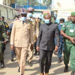Le Ministre du Budget a clôturé les journées annuelles des Douanes de Guinée et a fêté avec eux leur Journée Internationale.