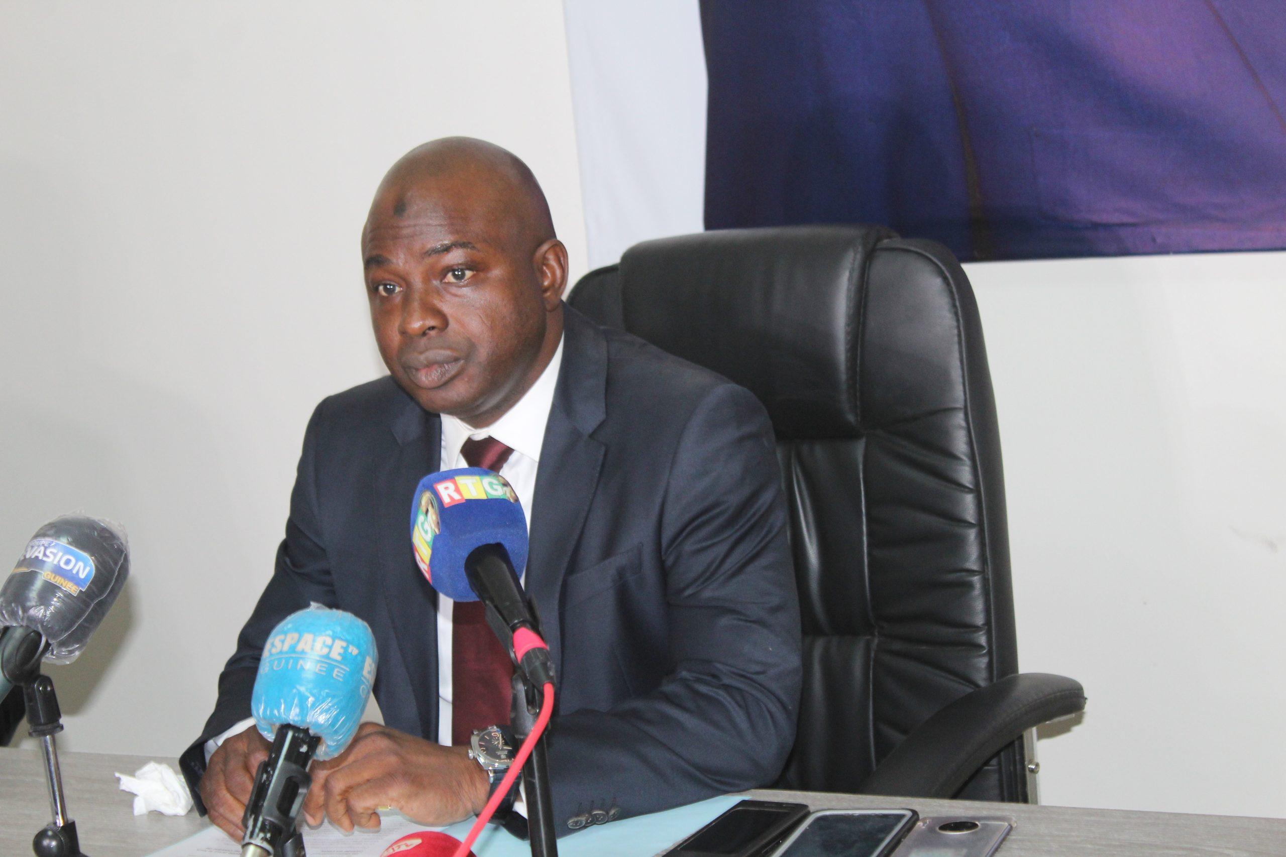 Point de presse de Monsieur le Ministre du Budget relatif aux fausses rumeurs sur une augmentation des taux de dédouanement des marchandises à l'importation