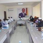 Monsieur le Ministre du Budget rencontre les Opérateurs Économiques et les consignataires du port autonome de Conakry
